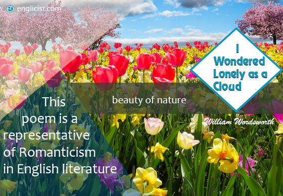 an analysis of i wandered lonely British romanticism of all the famous poems of wordsworth, none is more famous than i wandered lonely as a cloud to fully understand the poem and any william wordsworth poetry analysis, a brief look at the tenets of british romanticism is in order.