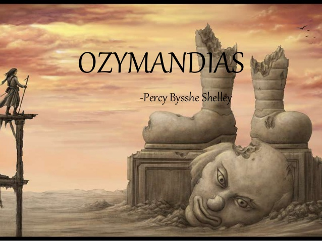 Ozymandias by Percy Shelley: Summary and Analysis | Englicist